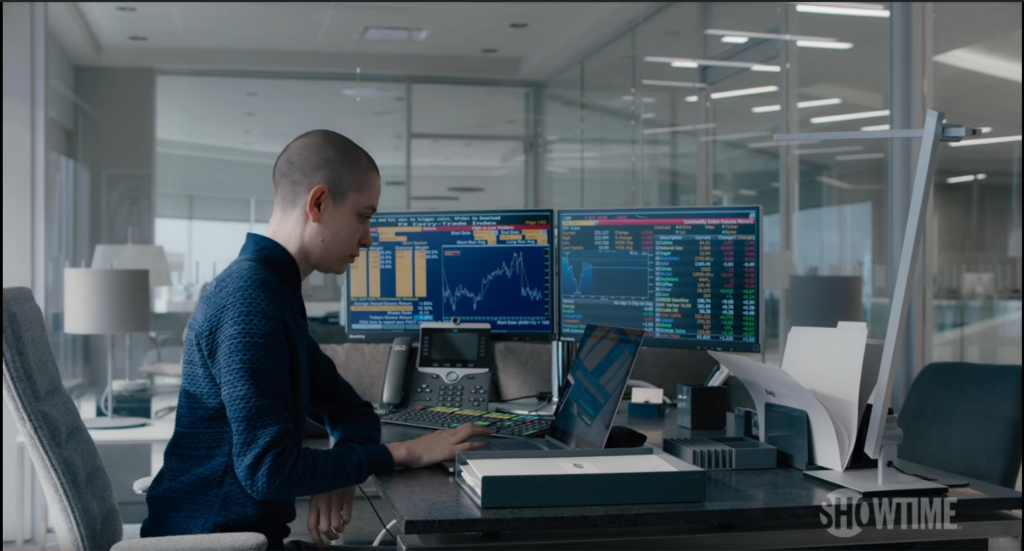 Billions TV-Show - Day Trader